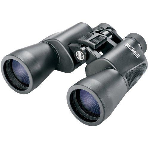 131056 Powerview 10X50Mm Black Porro Bushnell Binocular