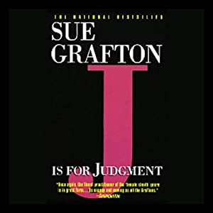 J Is for Judgment Audiobook