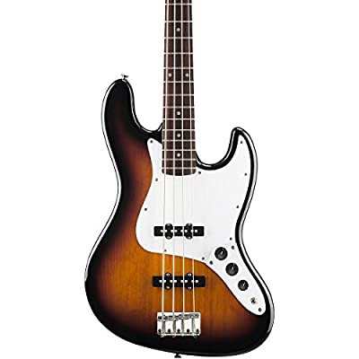 Squier by Fender Affinity Jazz Bass - Rosewood Fingerboard - Slick Silver