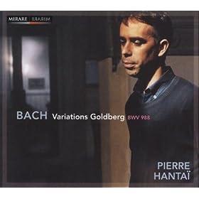 Bach: Variations Goldberg, BWV 988