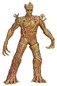 Guardians of the Galaxy Rapid Revealers Groot Figure