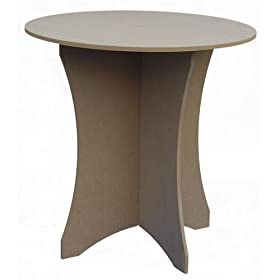 30 Inch Round Decorator Table Everything Else