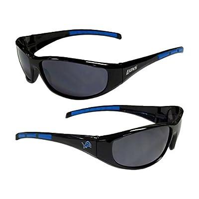 NFL Detroit Lions Wrap Sunglasses