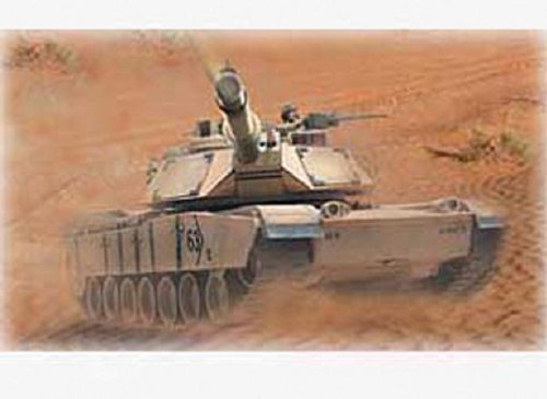 Hobby Engine Remote Control M1A2 Abrams Battle Tank