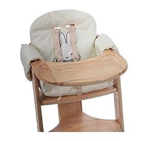 hochstuhl treppenhochstuhl tiamo mit sitzverkleinerer baby. Black Bedroom Furniture Sets. Home Design Ideas