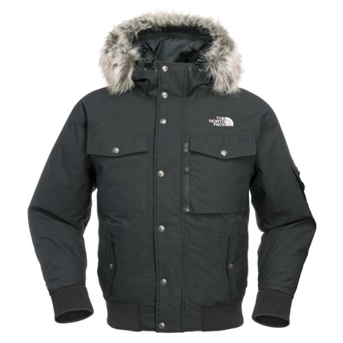 THE NORTH FACE MENS GOTHAM JACKET (2012 MODEL) COLOUR:BLACK SIZE:MEDIUM