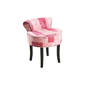 strauss innovation patchwork hocker mit lehne. Black Bedroom Furniture Sets. Home Design Ideas
