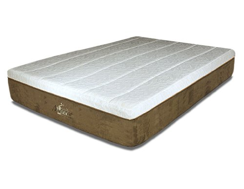 Arnold 39 S Blog Silverrest Sleep Shop Luxury Grand 14 Inch Memory Foam Mattress California King