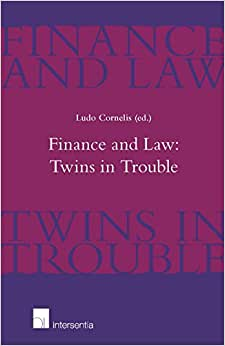 Finance and Law: Twins in Trouble book