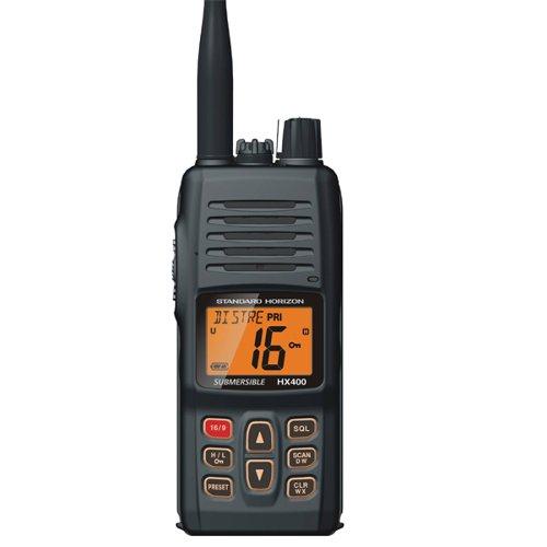 Standard Horizon HX400 Handheld VHF Marine Radio primary