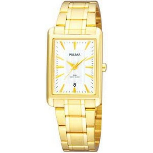 PULSAR LADIES GOLD PLATED WATCH