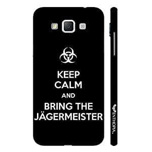 Samsung Galaxy Grand 3 ITS ALL ABOUT JAGER designer mobile hard shell case by Enthopia