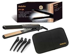babyliss 2085u pro 230 straightener black. Black Bedroom Furniture Sets. Home Design Ideas