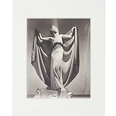 Helen Bennett, Paris, 1936 by Horst (Mounted Print)||EVAEX