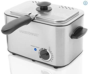 Farberware 1.1-L Stainless Steel Deep Fryer