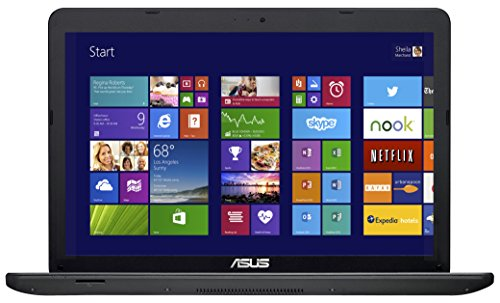 ASUS 15.6-Inch Dual-Core 2.16GHz Laptop, 4GB RAM & 500GB Hard Drive