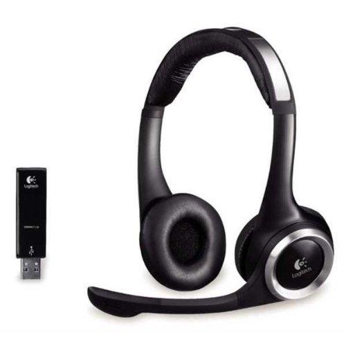 LOGI B750 cordless Headset USB OEM