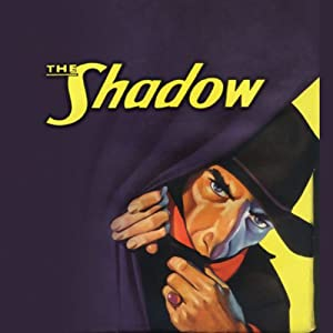 The Phantom Fingerprints | [The Shadow]