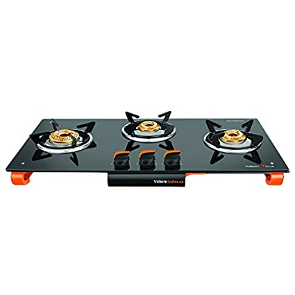Vidiem Air Plus Gas Cooktop (3 Burner)