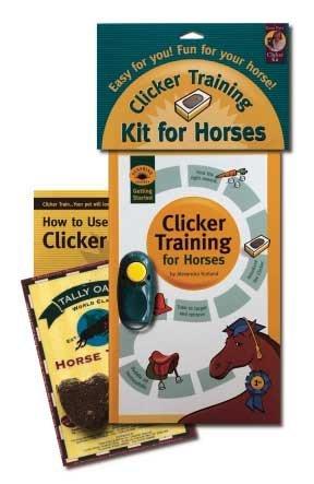 Clicker Training KPKT409 Horse Training Kit