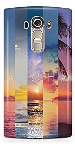 LG G4 Back Cover by Vcrome,Premium Quality Designer Printed Lightweight Slim Fit Matte Finish Hard Case Back Cover for LG G4