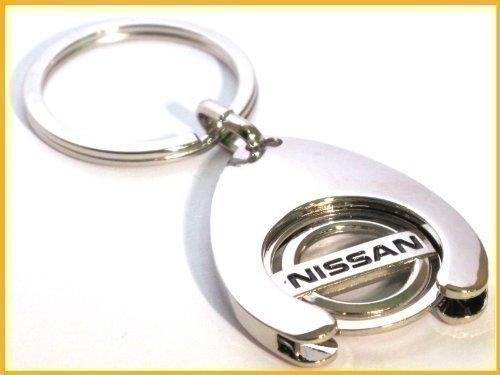 nissan-schlusselanhanger-einkaufs-chip-einkaufswagen-euro-ersatz