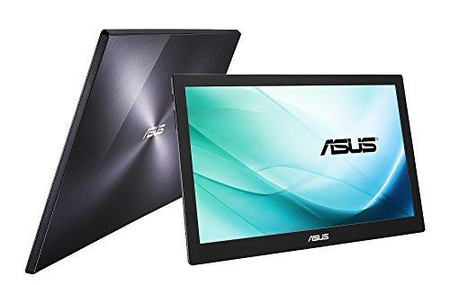ASUS 薄い・軽量、USBで簡単接続 15.6型ワイドモバイルディスプレイ ( IPS / 広視野角178°/ 厚さ8mm / 重さ800g / 1,980×1,080 フルHD / USB3.0 / ノングレア / 3年保証 ) MB169B+