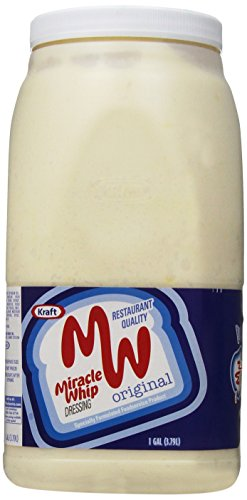 Miracle Whip Original Dressing, 128 Ounce