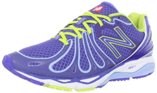 New Balance Women'S W890V3 Running Shoe,Blue/Green,10 B Us