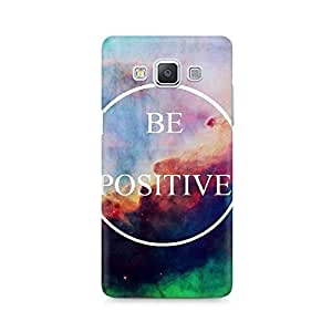 Ebby Be Positive Premium Printed Case For Samsung A5