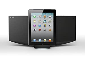 Sony CMT-V50iP Micro Hi-Fi Music System (Discontinued by Manufacturer)