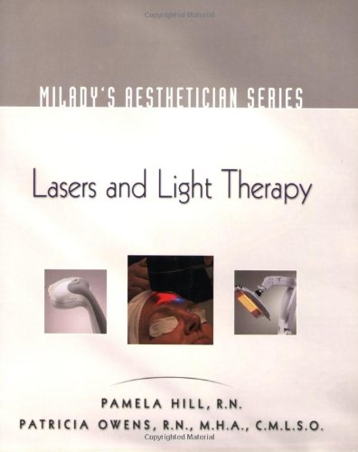 Milady?s Aesthetician Series: Lasers and Light Therapy