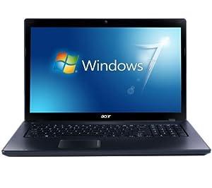 ordinateur portable acer 17 pouces windows 7. Black Bedroom Furniture Sets. Home Design Ideas