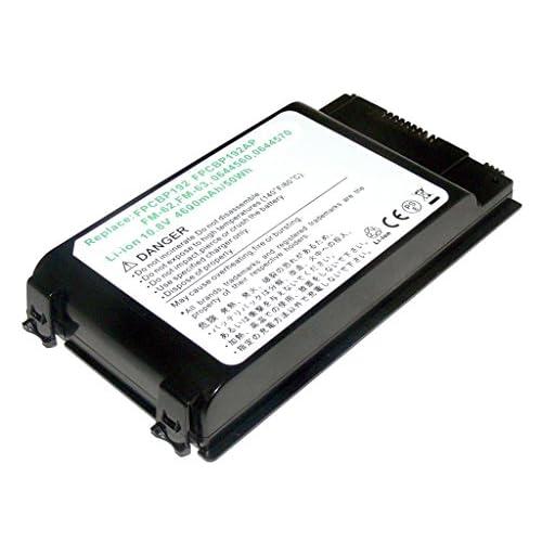 PowerSmart 【松下6セル】富士通/FUJITSU FMV-A6250、FMV-A8250、FMV-A8280、FMV-BIBLO NF/C50、FMV-BIBLO NF/D50 対応 互換 ノートパソコン バッテリー 充電池
