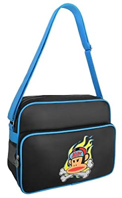 Paul Frank - Unisex Retro Sports School Flight Shoulder Bag Messenger Ride