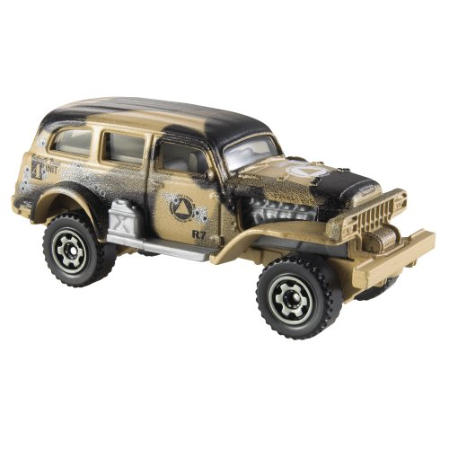 MATCHBOX LESNEY Edition JUNGLE CRAWLER MILITARY VEHICLE - 1