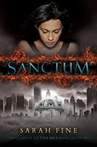 Sanctum by Sarah Fine ebook deal