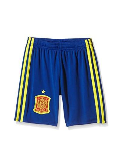 adidas Short Spanien Heim Azul / Amarillo / Rojo