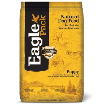 Natural Pet Food, Puppy Formula - 30-Pound Bag