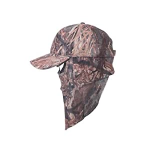 Browning Facemask, Mossy Oak Duck Blind, Semi-Fitted