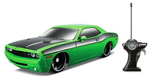 maisto-r-c-124-scale-2006-dodge-challenger-concept-radio-control-vehicle-colors-may-vary