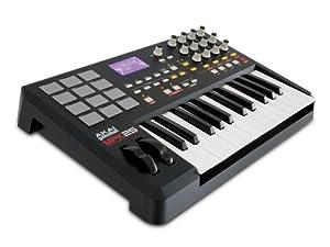 Akai MPK25 MIDI Keyboard Controller with 25 Semi-Weighted Keys