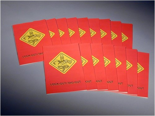 Marcom B0000120EM Deal W/Haz Spill 15/Pk Safety Meeting Booklets