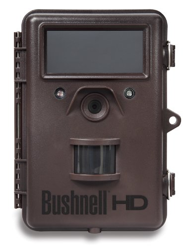 Buy Bushnell 8MP Trophy Cam HD Max Black LED Trail Camera with Night Vision
