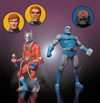 Shazam! (Captain Marvel) & Billy Batson Deluxe Action Figures Set of 2 (Billy Batson Action Figure compare prices)