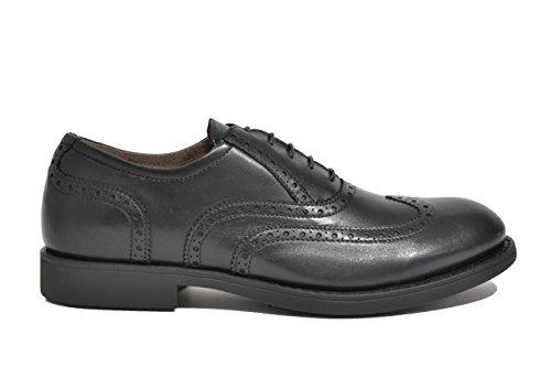 Nero Giardini Francesine scarpe uomo nero 4390 A604390U