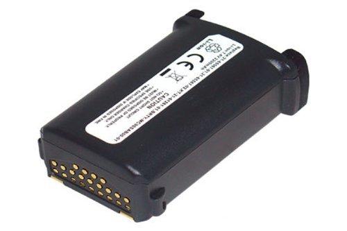 PowerSmart Li-Ion 7,40V 2200mAh Batteria di ricambio per lettori di codici a barre compatibile con SYMBOL MC9000-G, MC9000-K, MC9000-S, MC9010, MC9050, MC9060-G, MC9060-K, MC9060-S, MC9062, MC9090, MC9090-G, MC9090-K, MC9090-S, MC9097, MC909X-K, MC909X-S , RD5000 Mobile RFID Reader, SYMBOL MC9000 serie