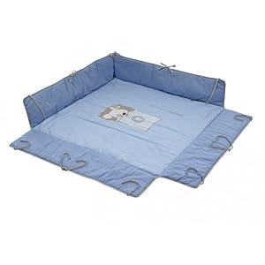 tour de parc gris chien 102x102 geuther b b s. Black Bedroom Furniture Sets. Home Design Ideas