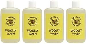 Mitchell's Woolly Wash Wool Washing Liquid 250ml (Pack of 4)