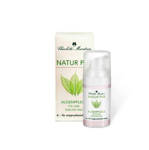 Charlotte Meentzen NATUR PUR A - Augenpflege 15 ml für anspruchsvolle Haut